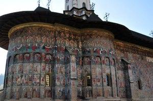 PFlog: <b>モルダヴィア北部</b>の<b>壁画教会群</b>