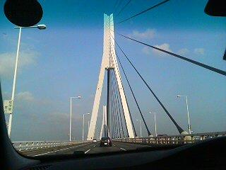 鶴見の翼大橋