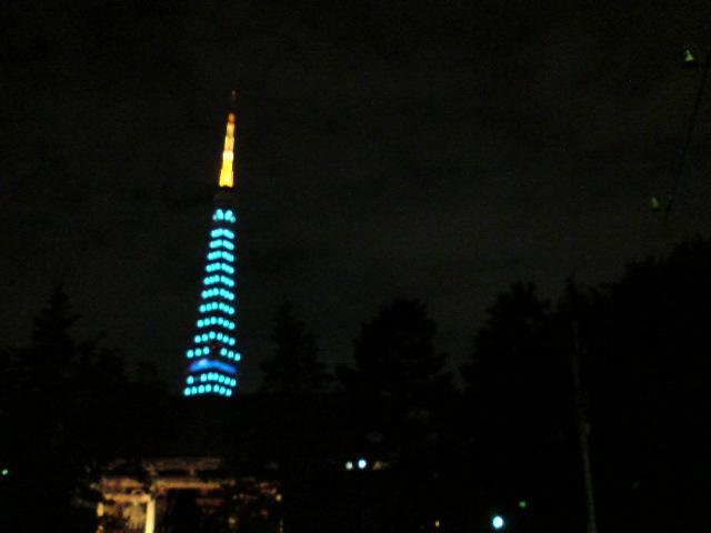 夏色の東京タワー